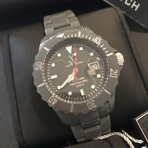 Toy watch Plasteramic Gray
