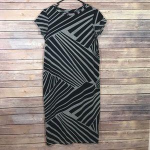 ASOS Maternity Dresses & Skirts - ASOS maternity striped Tshirt dress