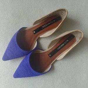 Matt Bernson Shoes - Matt Bernson Mercer D'Orsay Flats