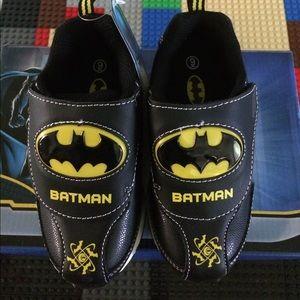 Batman Other - Batman Boys Shoes Toddler Size 9 New in Box