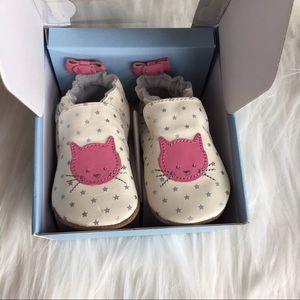 Robeez Other - Robeez soft soles Cosmic Kitty