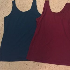 Maurices Tops - 2 Maurice's tank tops size 0. Like new