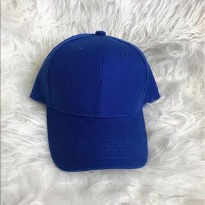 Royal Blue Baseball Cap⚾️