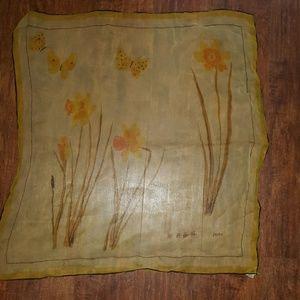 Rare Vera Neumann Vintage scarf