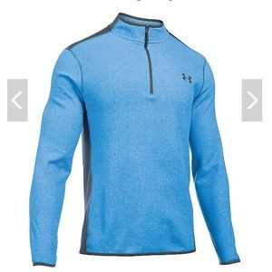 Under Armour Other - Under Armour Coldgear 1/4 Zip Sweatshirt Loose