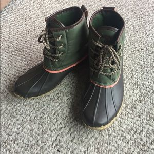 Western Chief Shoes - Western Chief Duck Boots. Size 10