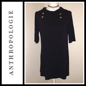 Anthropologie Dresses & Skirts - Anthropologie Amanda Uprichard black dress/tunic
