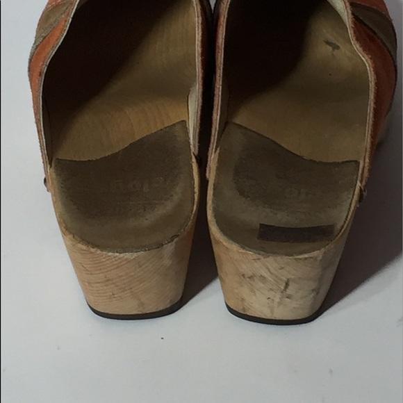 VINTAGE Dr Scholls Exercise Sandal made in Austria