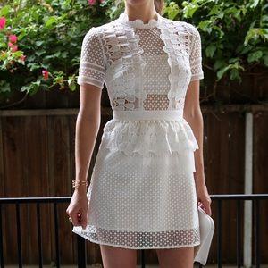 Self Portrait Dresses & Skirts - NWT self portrait gorgeous dress! ❤️🎉