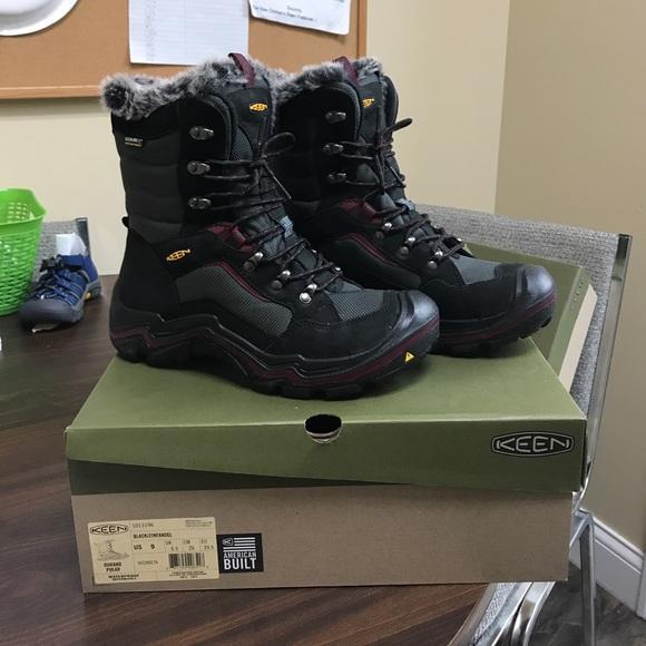 22af2354c7a Keen Women's Durand Polar Boots