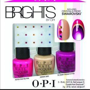 OPI Other - Opi brights set new