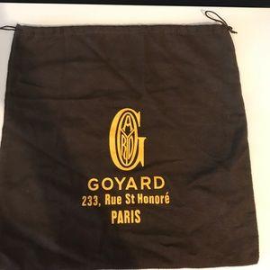 Goyard Accessories - Goyard dust cover
