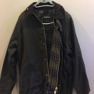 Barbour Other - Men's Barbour Beaufort Size 40 Olive Green
