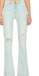 Paige Jeans Denim - Paige High Rise Lou Lou Heritage Inspired