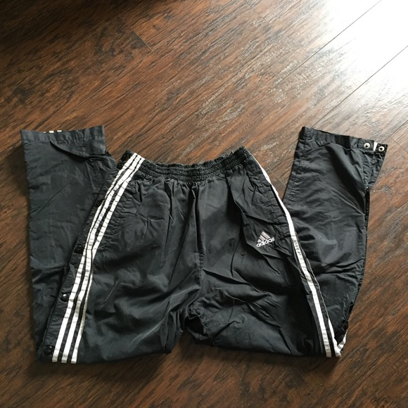 Adidas Vintage Adidas Lined Tear Away Pants From Katie S