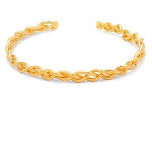 Gorjana Jewelry - NEW Gorjana stackable gold cuff!