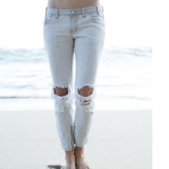 29377b5d76a One Teaspoon Jeans   Hp Ice Grey Freebirds   Poshmark