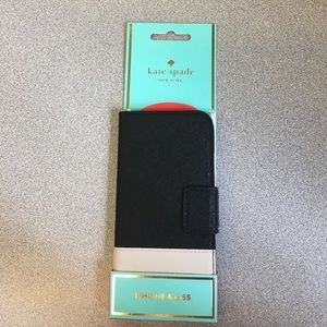 NWT Kate Spade iPhone 6 & 6s case