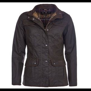 Barbour Jackets & Blazers - Women's Barbour Waxed Utility Jacket