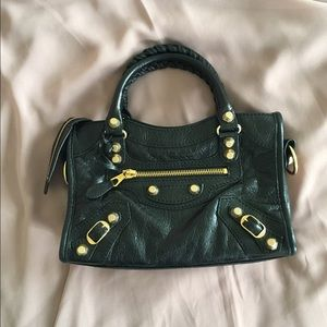 Balenciaga Handbags - Balenciaga Giant 12 Mini City Bag