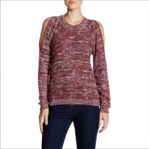 14th & Union Sweaters - NWT Cold Shoulder Sweater