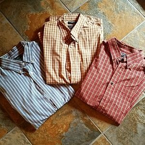 Dockers button downs