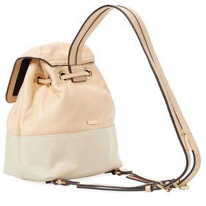 Rebecca Minkoff Handbags - Rebecca Minkoff Mansfield Mixed Media Backpack