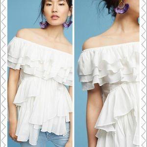 Cotton off the shoulder top