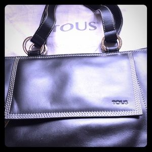 Tous Handbags - Tous Black Handbag