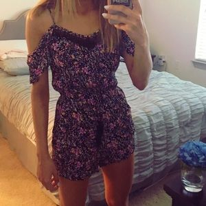 Xhilaration Other - Adorable Romper