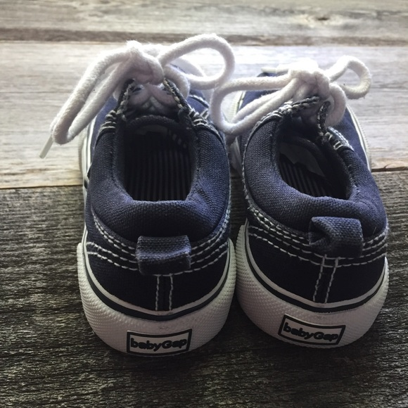 GAP Baby Gap Boys Classic Slip Boat Shoes Sneakers