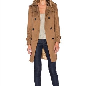 Sincerely Jules Jackets & Blazers - Sincerely Jules Trench Coat