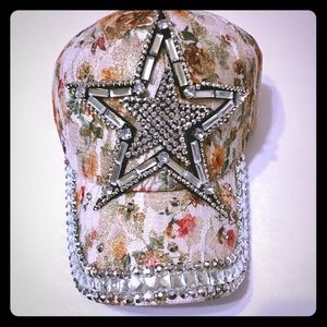 🛑SALE 1 LEFT Super Star Bling Statement Cap