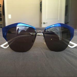 Christian Dior Accessories - Dior mirrored sunglasses