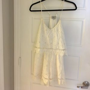 LIV Other - LIV Crochet Romper