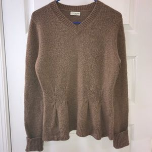 Dries Van Noten Wool/Cashmere Blend Sweater