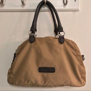 Liebeskind Handbags - Liebeskind  Berlin nylon and leather satchel