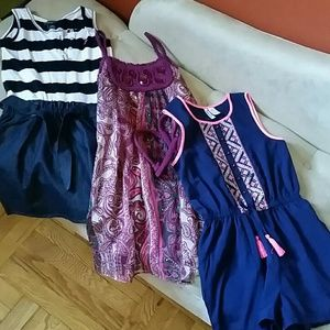 Sara Sara Other - Girls Dresses and Romper  Size 10