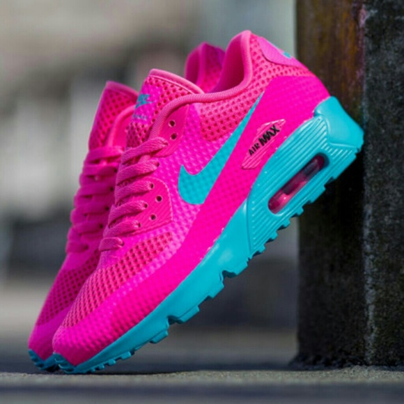 Nike Air max 90 cotton candy Size 7y/8.5