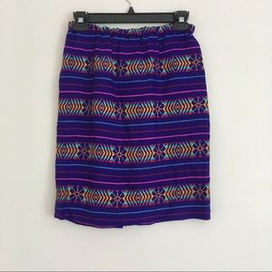 Dresses & Skirts - Authentic Mexican Pencil Skirt