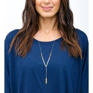 Gorjana Jewelry - Gorjana power gemstone howlite adjustable necklace