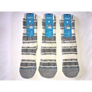 "Stance Other - New 3 Pair Stance Kids Socks ""Helen Boys"""