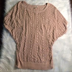 Frenchi Tops - Slouchy knit sweater top