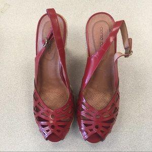Corso Como Shoes - Corso Como made in Brazil wedges size 6