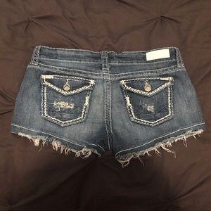 Daytrip Pants - Daytrip Cutoff Shorts