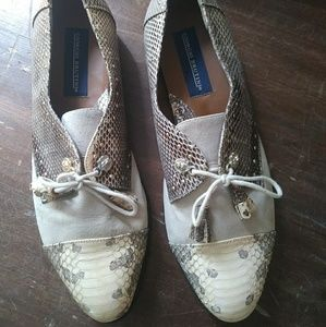 Giorgio Brutini Other - Giorgio Brutini genuine snake shoes