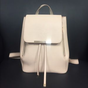 Marc Defang nude back pack, new without tags