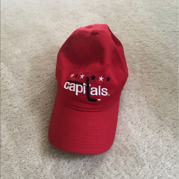 Washington Capitals hat. M 5928965c7fab3af7d6008fc0. Other Accessories ... 1465781c7