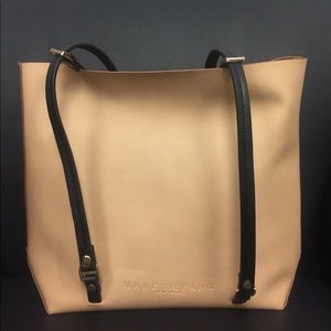 Brand New Nude Shopping Bag