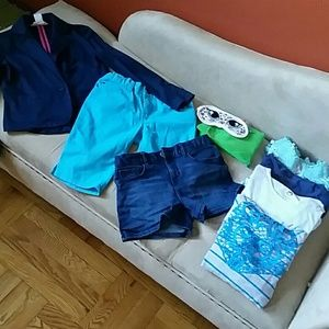 GAP Other - Girls Shorts, Tights and Tops